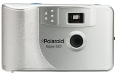 Polaroid Photo Max Fun 320 0.07MP Digital Camera