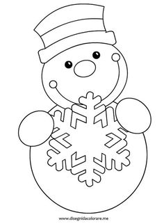 Visit the post for more. Merry Christmas Coloring Pages, Christmas Coloring Sheets, Christmas Colors, Christmas Snowman, Christmas Crafts, Colouring Pages, Coloring Books, Hedgehog Craft, Illustration Noel