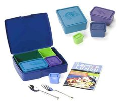 BPA-Free Food Storage Containers portion control