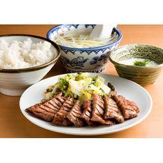 利久 : 牛タン定食 | Sumally