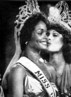 """1977 Miss Universe Janelle """"Penny"""" Commissiong of Trinidad & Tobago."""