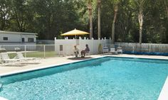 Waters Edge Carefree RV Resort at Zephyrhills, Florida, United States