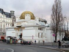 Joseph Maria Olbrich - Secession Hall