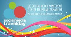 """Zum vierten Mal findet am 26. Oktober der social media travel day in Frankfurt statt – und es ist mir eine besondere Ehre, dass ich auch bei der vierten Auflage als Referent dabei sein darf! Vor Social Media-Experten aus dem gesamten deutschen Sprachraum sprach ich in den vergangenen Jahren über """"Twitter – das Schweizermesser im Social Web"""" (2014), """"User Generated Content im Tourismus"""" (2015) und stellte 2016 meine """"10 Fragen zur Digitalisierung in der Touristik"""". Beim #smtd17 werde ich… Frankfurt, Tech Logos, Content Marketing, Workshop, Social Media, School, Day, Storytelling, Live"""