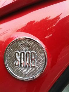 Saab   Flickr - Photo Sharing! Logo - Badge - Emblem
