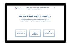 Beilstein Institut – WEB DESIGN