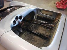 Paint Prep, Porsche 550, Restoration, Kitchen Appliances, Diy Kitchen Appliances, Home Appliances