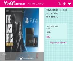 My wishes from Pinkfluence TM I'm using Pinkfluence Wish Cards to ask for the things I want! Join now.