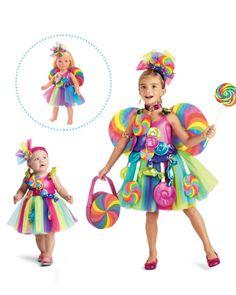 Candy Fairy Baby Headpiece
