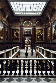 Kunsthalle Hamburg Museum in Hamburg, Germany
