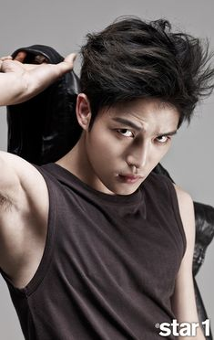 JYJ | Kim Jaejoong - Star1 Magazine Online Version