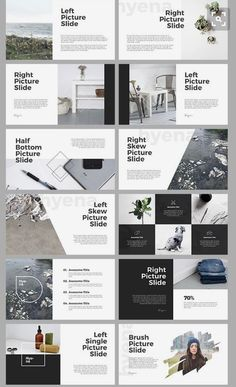 Find tips and tricks, amazing ideas for Portfolio layout. Discover and try out new things about Portfolio layout site Portfolio Design Layouts, Book Portfolio, Mise En Page Portfolio, Graphic Design Layouts, Graphic Portfolio, Portfolio Examples, Design Posters, Graphisches Design, Slide Design