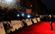 Skyfall Premiere : Stars arrive for James Bond screening in London Unusual News, Bizarre News, Customize My Car, Royal Albert Hall, Skyfall, Weird Pictures, Happy Marriage, Nature Images, Corporate Gifts