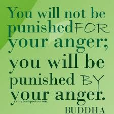 """Yes-- anger has both spiritual and physical implications.  I am not Buddhist, but there is a biblical truth in this statement.  Learn more about """"The Chemistry of Spiritual Fruit"""" through seminar session 9 of """"Back to Biblical Health for Women.""""  Attend in person or download a recording with slides for only $5: http://yournewvitality.com/resources/calendar-of-events"""