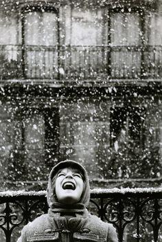 Florence, Paris, France, 1960 by Edouard Boubat