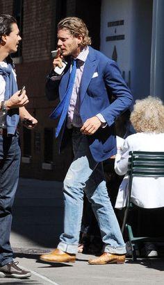Pitti Moda — dresswellbro: Men's fashion and outfit...