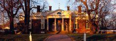 Montichello, VA  Thomas Jefferson's home