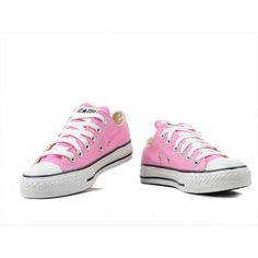Converse Shoes Pink Chuck Taylor All Star Classic High/Low