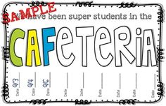 """{FREE} Whole Class Behavior Posters....Follow for Free """"too-neat-not-to-keep"""" teaching tools & other fun stuff :)"""