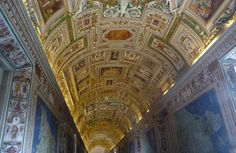 Vatican Museums, Rome, Italy (from the The 11 Top European Museums & Art Treasures photo gallery) #travel
