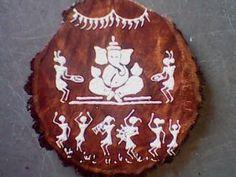 Warli Painting History & Information tribal | warli warli painting, how to warli , indian warli painting, warli painting idea, how to make warli painting, indian arts, #warli #warlipainting