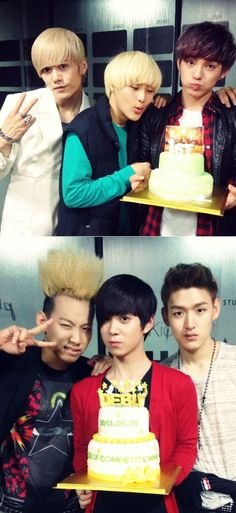 LC9 Group - AO ♥ top row 2nd to the right