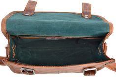 Gusti cuero ' Jane 7.9 ' bolso satchel