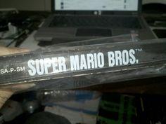 Super Mario Bros  super rare asian version  by superclassicgamer, $12500.00