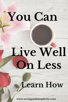 You can live very well on less. Pay down your debt. Save on your home expenses. Live more frugally. Enjoy family time. Learn how today.