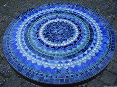 Bildergebnis für pinterest mosaiktisch