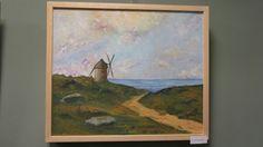Pintura al óleo, realizada en la escuela de arte La Gioconda, en El Escorial, 2013