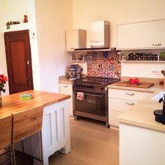 Kitchen Island, Kitchen Cabinets, Country Kitchens, Home Decor, Island Kitchen, Kitchen Cupboards, Homemade Home Decor, Country Kitchen, Decoration Home