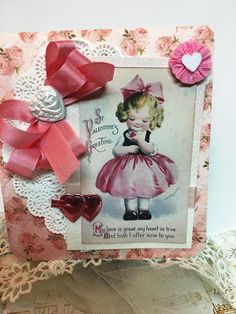St. Valentines Card Extradordinaire by AshbrookeSalutations