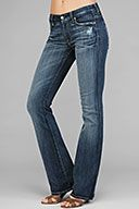 7 for all mankind....  My FAVORITE jeans...