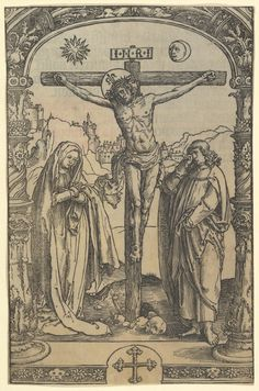 The Crucifixion used in Missale Traiectense (Utrecht Missal), Leiden, 1514 : Free Download & Streaming : Internet Archive