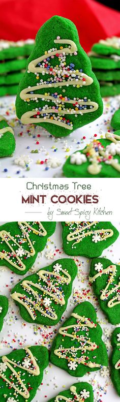 Time passes quickly.. It`s already late fall and soon we will be enjoying winter magic. The very thought of winter brings me back to my childhood and thinking of winter delights, especially Christmas and New Year's Eve always makes me smile – with this adorable Christmas Tree Mint Cookies. We all become kids when Christmas...Read More »