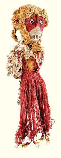 Museo Chileno de Arte Precolombino » Figura femenina
