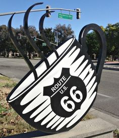 Cup Of Route 66