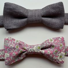 DIY bow tie for your man... the perfect handmade gift for valentines day, thanks so for sharing xox