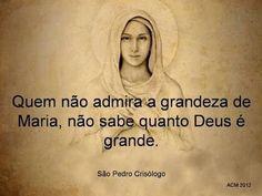 São Pedro Crisólogo Nossa Senhora