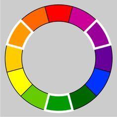 como combinar colores secundarios