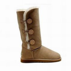 ▓☪ Ugg Bailey Button Triplet Boots 1873 Sand ,❤❤❤…… Prepared For this Christmas Holiday`. Classic Ugg Boots, Ugg Classic Mini, Ugg Classic Short, Ugg Boots Sale, Ugg Boots Cheap, Boots For Sale, Sheepskin Ugg Boots, Uggs For Cheap, Ugg Bailey Button