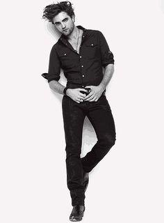 Robert Pattinson GQ April 09 Shoot-010 by MG Designs, via Flickr