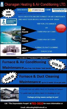 Okanagan Heating & Air Conditioning