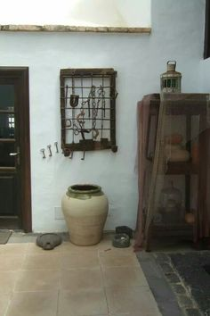 The front entrance at Cesar Manrique's house in Haria - photo by Jill Pack