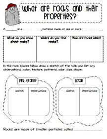 Printables Classifying Rocks Worksheet pinterest the worlds catalog of ideas at beginning year we always do a unit on rocks and minerals last i wrote this post some activities that did have