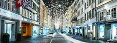 Christmas magic in Zürich, Switzerland  -  Pinned 10-14-2015.
