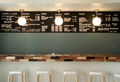 Kaper Design; Restaurant & Hospitality Design Inspiration: Kiosk