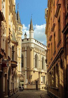 Riga I love uou