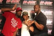Rickey Smiley Shows Off His Dance Moves Onstage! [EXCLUSIVEVIDEO]